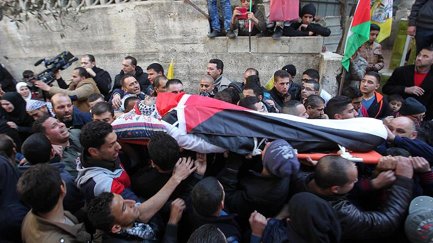 Siyonistler 7 Cenazeyi İade Etti
