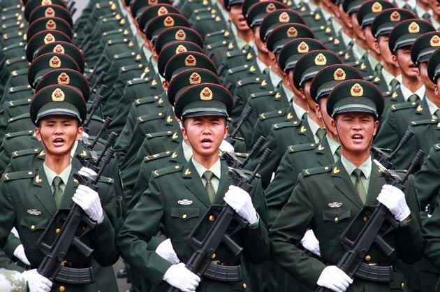 Çin Suriye'ye Asker Gönderecek İddiası