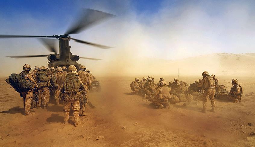 İngiltere'den Savaş Suçu itirafı