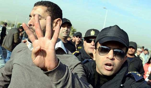 Mısır'da Gözaltılar Sürüyor