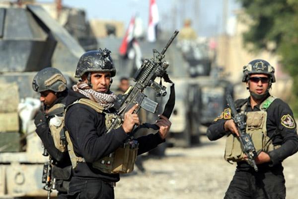 Irak'ta Askeri Karargaha Saldırı Girişimi