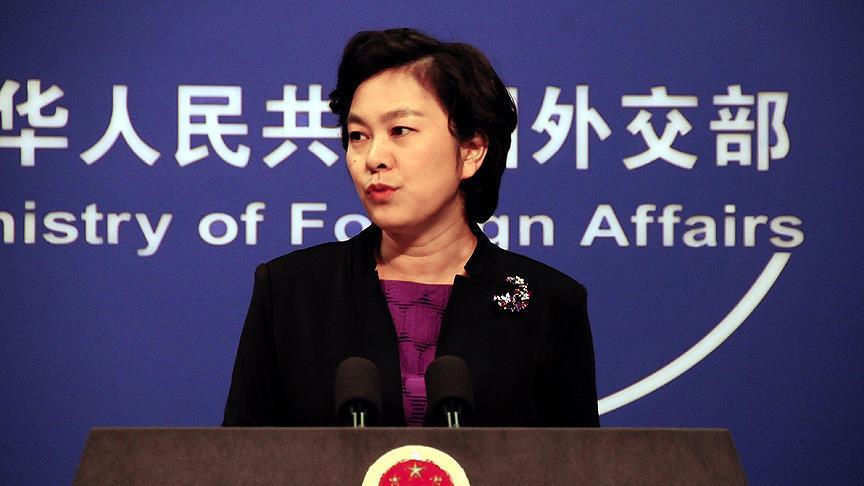 Çin'den İtidal Çağrısı