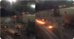 Kudüs'te Dün Yaşanan Çatışmalarda 40 Kişi Yaralandı