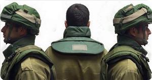 İşgal Ordusu Batı Yaka'da Görevli Askerlerine Boyun Zırhı Dağıttı