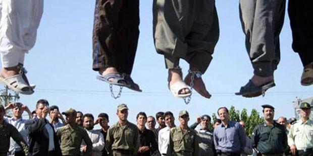 """İran'da """"Sünni İdamlar"""" Haberleri Yalan Çıktı"""