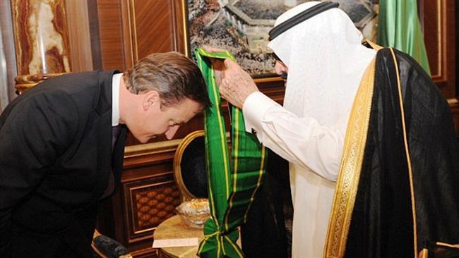 İngiltere'nin En büyük Destekçisi Suud