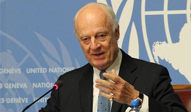 Suriyeli Muhaliflerin Listesi İran'a Sunuldu