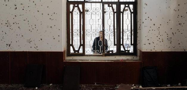 Terör Örgütü Camiye Saldırdı