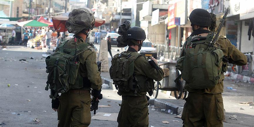 Nablus'ta bir Filistinli işgalci Kurşunuyla Şehit Edildi