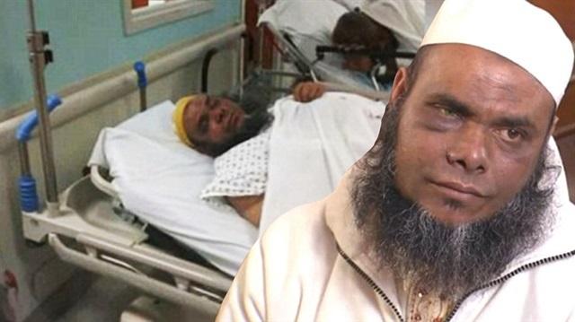 Amerika'da Müslüman Adama Saldırı