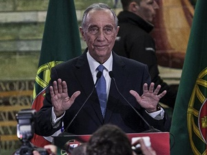 Portekiz'in Yeni Cumhurbaşkanı Sousa