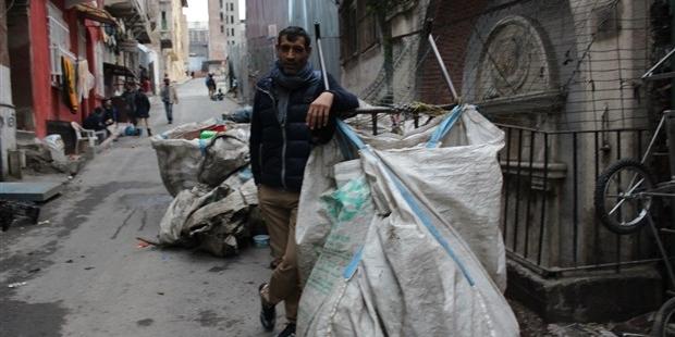 Atık Kağıt İşçilerinden Hükümete Tepki