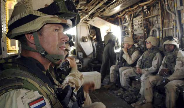 Hollanda Suriye'de Hava Saldırılarına Katılacak