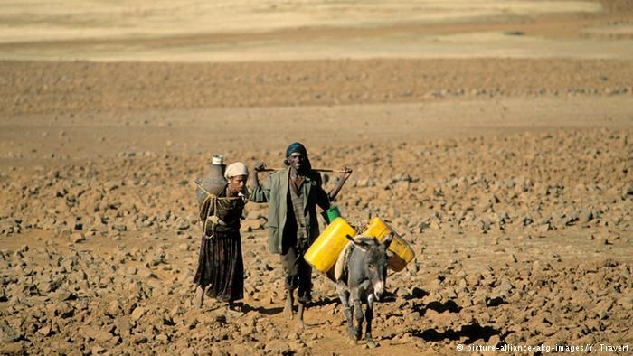 Etiyopya (Habeşistan)'da 10 milyon kişi Açlık Sınırında