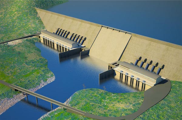 Suudi Arabistan ve İsrail'den Sudan'a Baraj Projesi