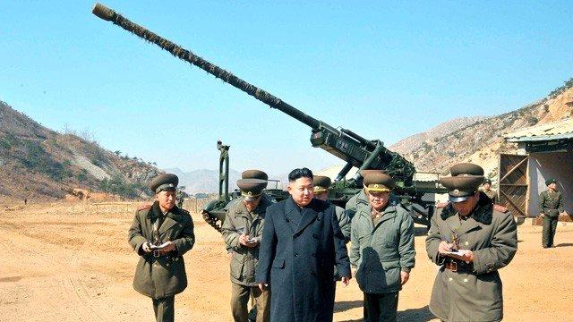 """Kuzey Kore'den """"Savaş İlanı"""" Açıklaması"""