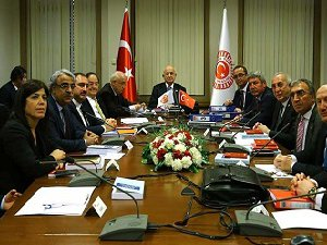Anayasa Komisyonu Dağaldı