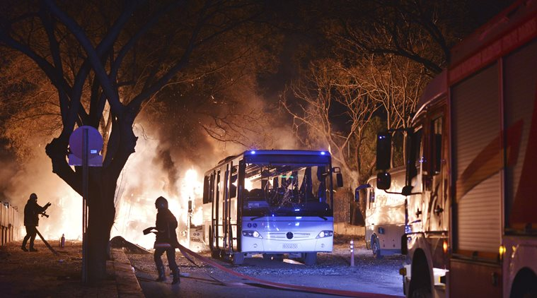 Ankara'daki Saldırısına İlişkin Soruşturmada 5 Kişi Tutuklandı