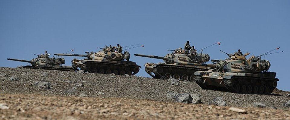 Türkiye'nin Suriye'ye Girmesi BMGK'ya Bağlı