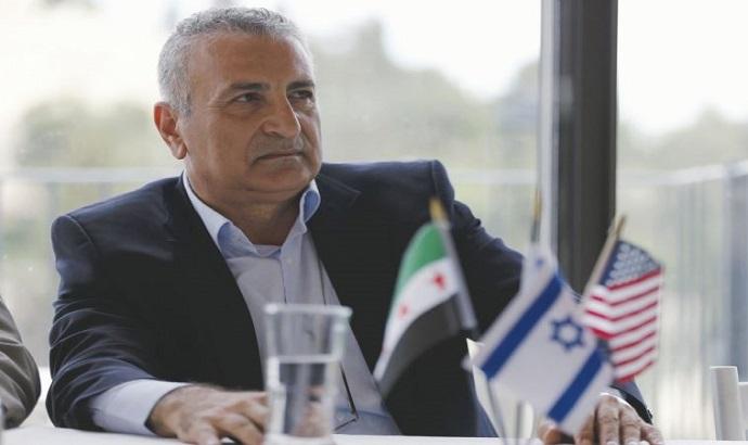 Suriyeli Muhalif lider İsrail'den 'Güvenli Bölge' İstedi