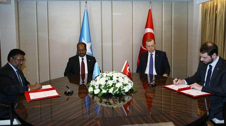 Somali'ye Her Ay 2 Milyon Dolar