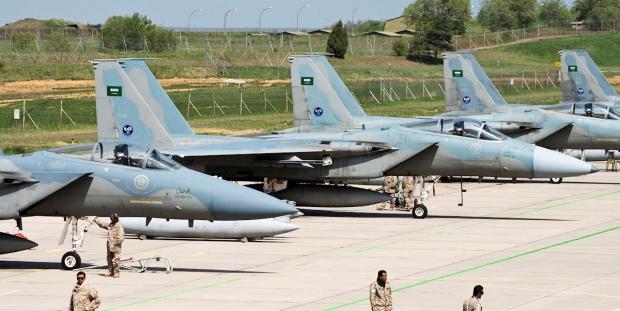 Suudi Arabistan'a ait 4 Savaş Uçağı Yarın İncirlik'e Geliyor