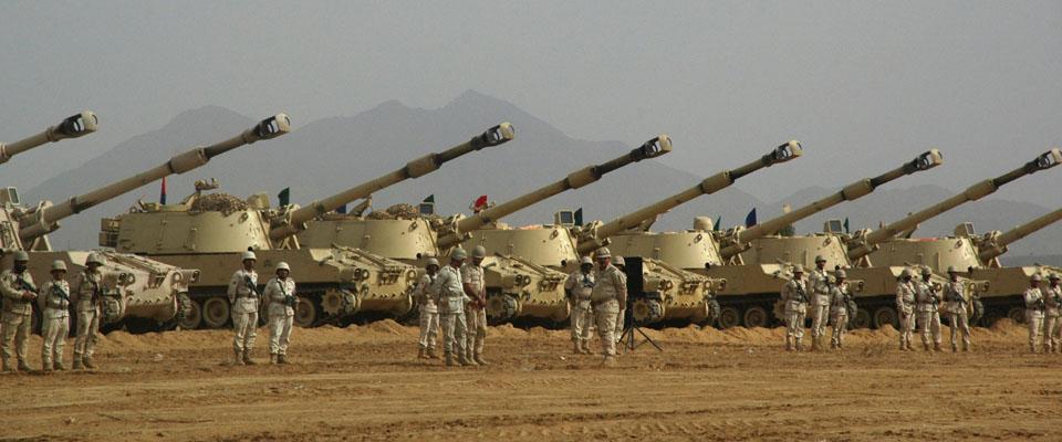 ABD'den Suudilere 50 milyar Dolarlık Silah Satışı