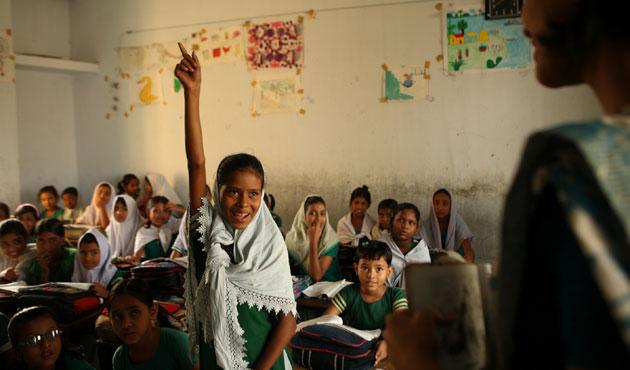 Gazze'ye Dört Yeni Okul İnşası