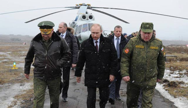 Putin: SSCB'nin Dağılmasına Gerek Yoktu