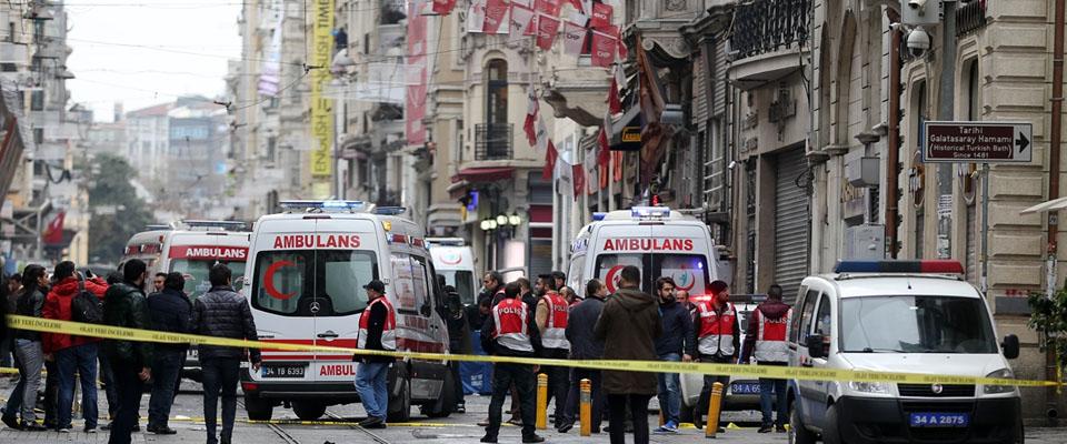 İsrail: Türkiye'ye Minnettarız