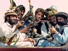 Afganistan'da Taliban'a yönelik operasyon