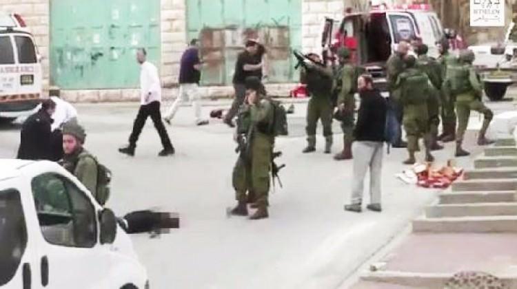 Siyonst Askerlerden İnfaz