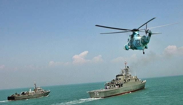 İran, Yemen'e iki Savaş Gemisi Gönderdi