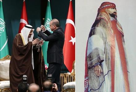 Suudi Kralı Selman'ın Büyük Dedesi İstanbul'da İdam Edilmişti