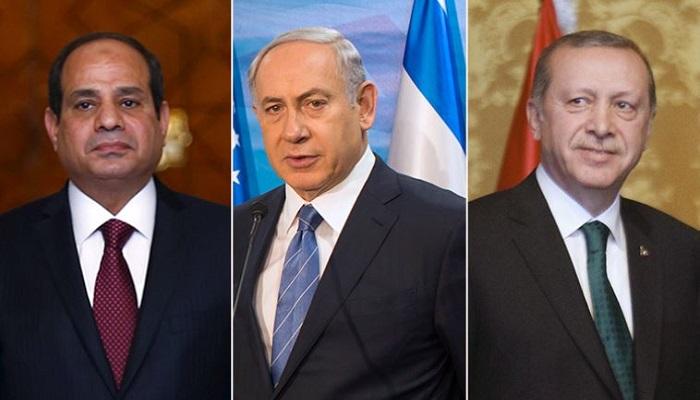 Suud Kralı'ndan İsrail-Türkiye-Mısır Açılımı