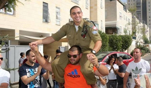 İsrail'den katil askere bayram izni!