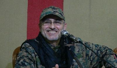 Hzbullah'ın Üst Düzey komutanı Suriye'de Hayatını Kaybetti