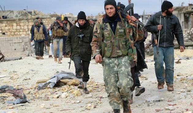 Suriye'de Kayıp Rus Askerleri için Müzakere