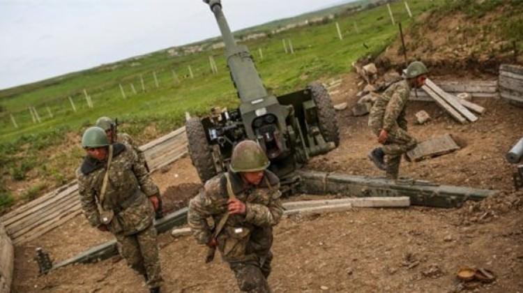 Ermenistan Azerbaycan Hattında Çatışma