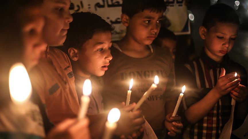 Gazze'nin Enerji Sözleşmeleri Lafta Kaldı