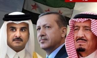 Türkiye Suud  Ve Katar'dan Suriye Hamlesi
