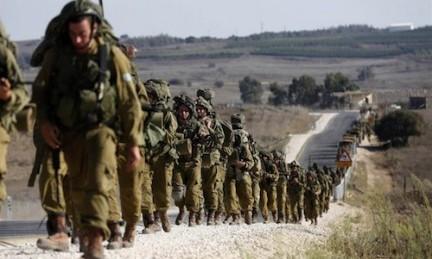 İsrail'den Suriye Hamlesi