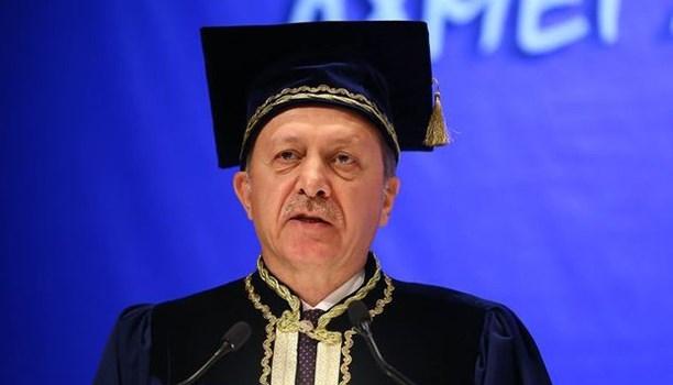 Marmara Üniversitesinden Erdoğan Açıklaması