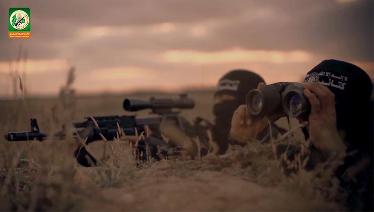Siyonist Ordunun Maymuna Döndüğü An (Video)