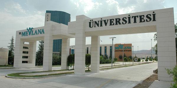 Konya'da Mevlana Üniversitesine Kayyum