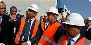 Avrupa Birliği Gazze Şeridi'nde Deniz Suyu Arıtma Tesisi Açtı