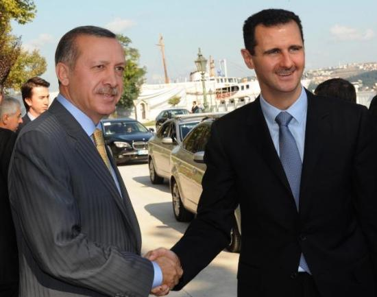 Türkiye'den Esad'a Yeşil Işık