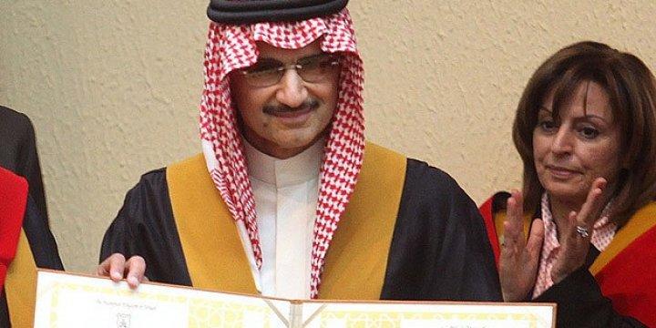 Suudi Prens Bakın Ne Yaptı ?
