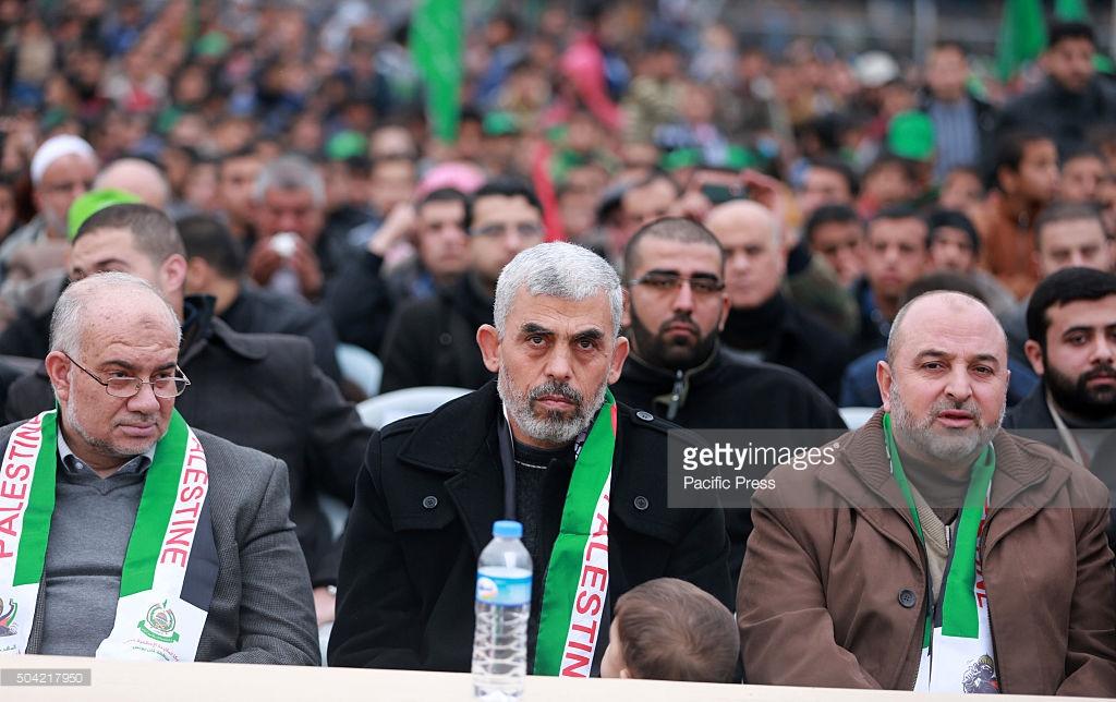 Yeni Hamas lideri Belli Oldu