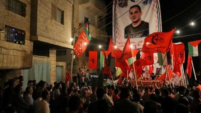 65 Filistinli Açlık Grevine Başladı
